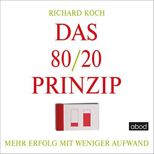 Das 80/20-Prinzip cover art