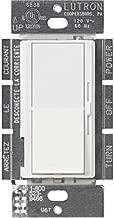 Lutron DV-10P-WH PRESET DIMMER, White
