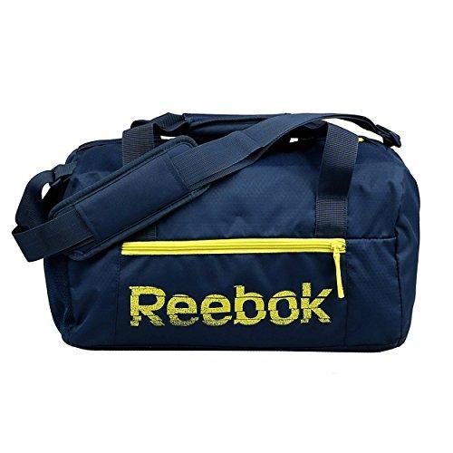 Reebok Se Small Grip Bolsa de Deporte, Unisex, Azul (Nobblu), Talla Única