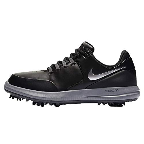Nike Air Zoom Accurate, Scarpe da Golf Uomo, Nero (Negro 003), 42.5 EU