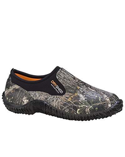 Dryshod Mens Legend Camp Shoes 9 D Black Camo