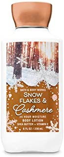 【Bath&Body Works/バス&ボディワークス】 ボディローション スノーフレーク&カシミア Body Lotion Snowflakes & Cashmere 8 fl oz / 236 mL [並行輸入品]