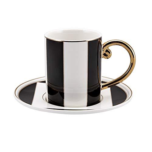 Karaca Tetragon - Juego de 6 tazas de café