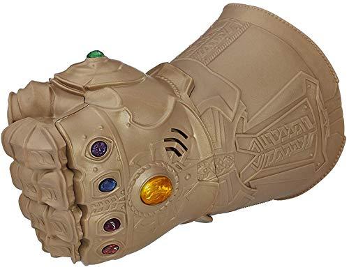 Manopla Eletrônica do Thanos com Jóias do Inifnito Marvel Vingadoresguerra Infinita Hasbro