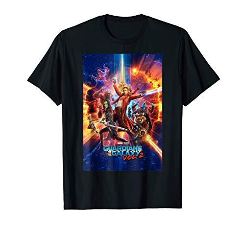 Marvel Studios Guardians Of The Galaxy Vol 2 Graphic T-Shirt
