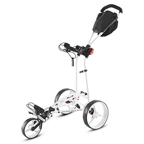 """Golftrolley Big Max Golftrolley Push """"Autofold FF"""" weiss (100) 0"""