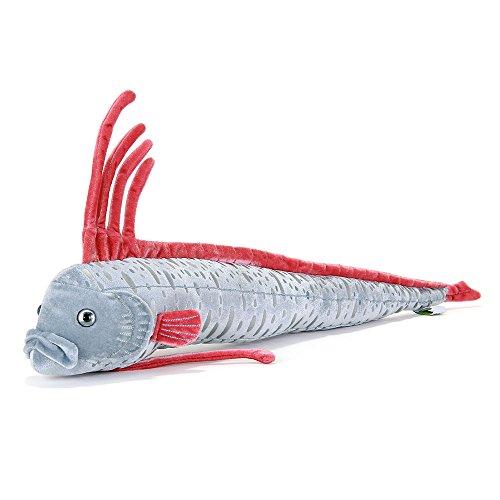 カロラータ リュウグウノツカイ ぬいぐるみ 深海魚10cm×21cm×61cm