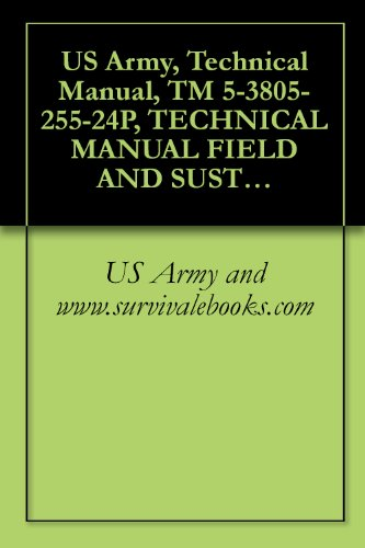 US Army, Technical Manual, TM 5-3805-255-24P, TECHNICAL MANUAL FIELD AND SUSTAINMENT MAINTENANCE REP