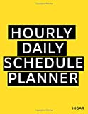 Hourly Daily Schedule Planner: 365 Simple Personal Daily Planners, Diaries & Calendars, Daily agendas Printable 2020 help you organize your life 8.5x11' Size
