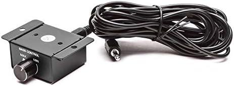 Amplifier knob