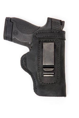 Pro carry The Holster Store Holster for Glock 19x 19 23 32 36 17 22 26 27 33 LT CCW IWB Leather Gun Holster New Black