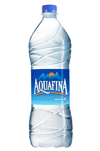 Aquafina Packaged Drinking Water Bottle, 1 L