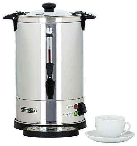 Casselin CPC48 - Percolador de café 48 tazas