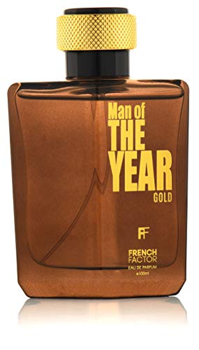 The French Factor Man of The Year Perfume For Men - 100ml