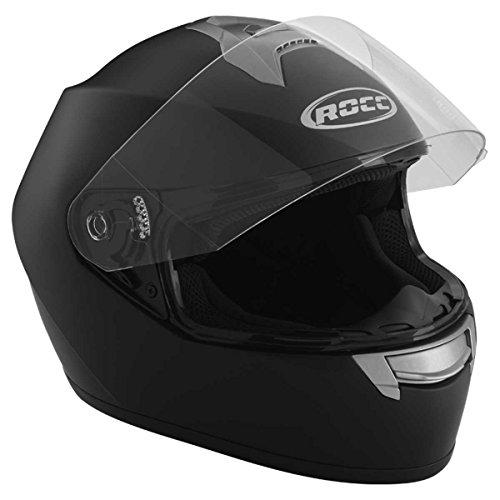 ROCC 360 Integralhelm, Farbe matt-schwarz, Größe XL(61/62)