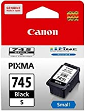 Canon 745 Small Ink Cartridge Compatible with Pixma MG 2470 2570 2570S 2577S 2970 3070 3070S 3077 3077S MX 497 IP 2870 2870S 2872 TS 207 307 3170 3170S 3177S Printers