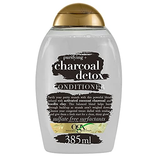 OGX Purifying, Charcoal Detox, shampoo