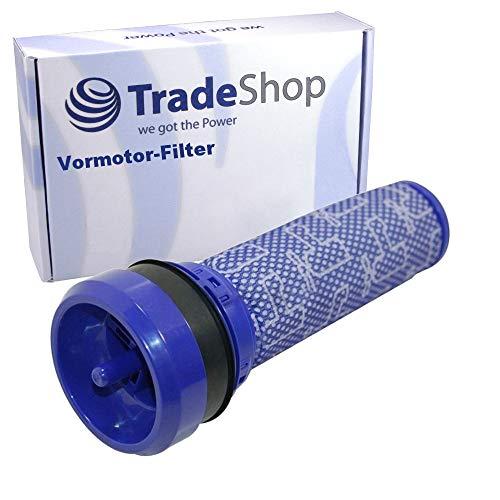 Trade-Shop Premium Vormotor-Filter Ersatzfilter waschbar ersetzt 923413-01 für Dyson DC28 DC28c DC33 DC33c DC37 DC37c DC39 DC39c DC39 Animal DC39 Animal Complete DC39 Animal Limited Edition