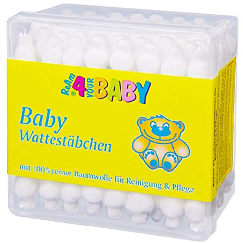 Cotton Swabs Baby 55pcs in Box