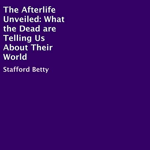 The Afterlife Unveiled audiobook cover art