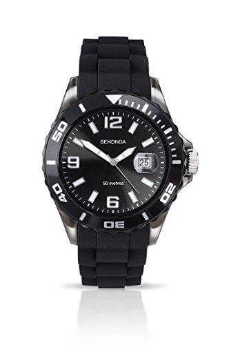 Sekonda 3361.27 - Reloj analógico unisex de cuarzo