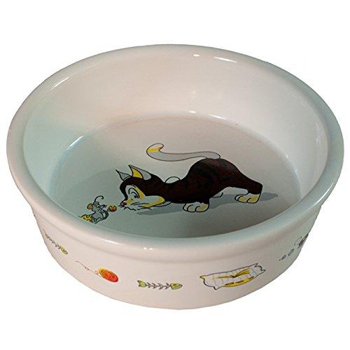 Arquivet 8435117840126–Mangiatoia Ceramica Gattino 12cm