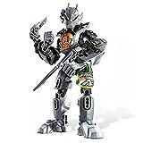 WSKL Star Warrior Soldiers Bionicle Hero Factory Robot Figuras Bloques de construcción Ladrillos...