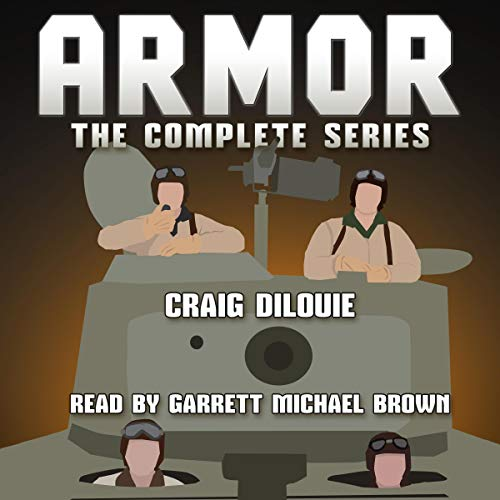 ARMOR, The Complete Series  By  cover art