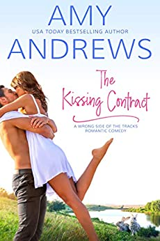 The Kissing Contract by [Amy Andrews]