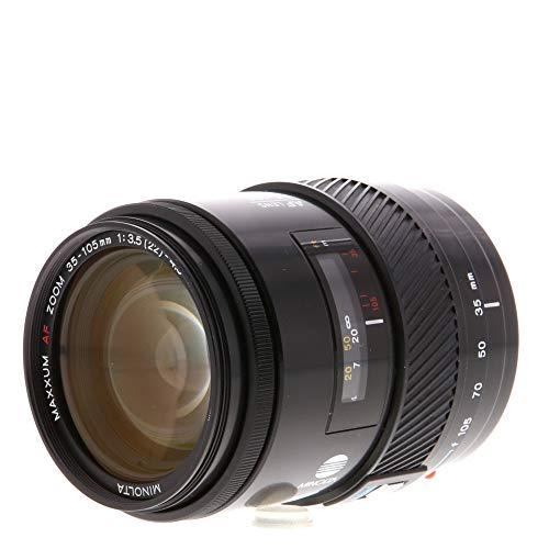 Minolta Maxxum AF 35-105mm f/3.5-4.5 Zoom Lens for Maxxum 3000, 5000, 7000, 9000 SLR...