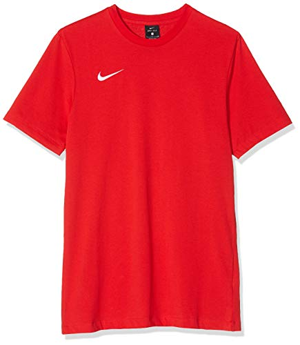 Nike Herren Club 19 Tee, University Red/University Red/White, L
