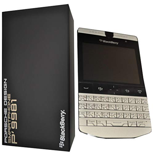 BlackBerry PRD-42113-004 Unlocked Porsche Design Mobile Phone, Qwerty English Keypad (Dark Platinum)