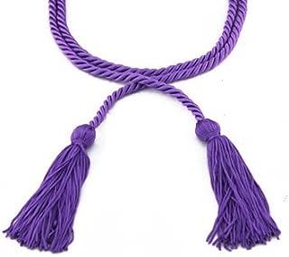 Lavender Graduation Honor Cords