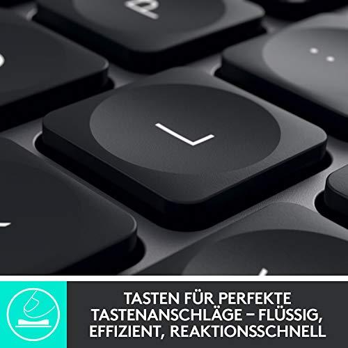 Logitech MX Keys (Beste Tastatur zum Schreiben) - 3