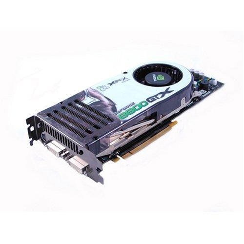 XFX Geforce 8800 GTX XXX Grafikkarte PCI-E 768MB DDR3 Ram Retail