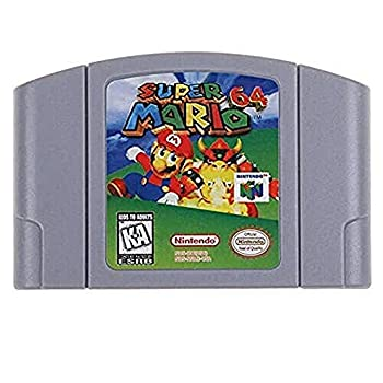 Super Mario 64 Game Card For Nintendo 64 N64 US Version