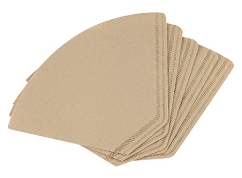 Melitta Bamboo Coffee Filters, #4, Count 40, 3-pack (120 Filters Total)