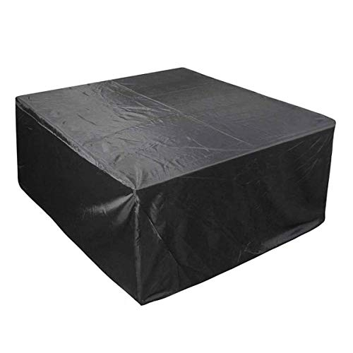 Patio Furniture Covers Waterproof 240x136x88cm, Garden Furniture Cover Furniture Covers for Outside Oxford Fabric Furniture Covers, for Patio, Outdoor