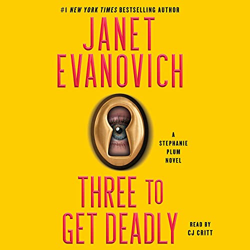 Three to Get Deadly Audiobook By Janet Evanovich cover art