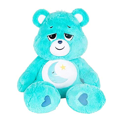 【costco コストコ】【ケアベア Care Bears】ブルー(ベッドタイムベア) ジャイアント ぬいぐるみ 特大サイズ 約91cm