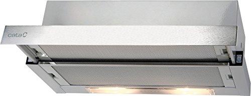 Cata | Campana extractora para cocinas | Modelo TF 2003 DURALUM 90 | Campana con 2 niveles de extracción |
