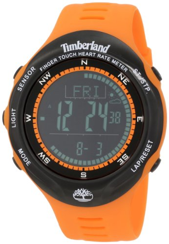 Timberland Reloj Unisex 13386JPOB_02 Washington Summit con Sensor Digital Pacer
