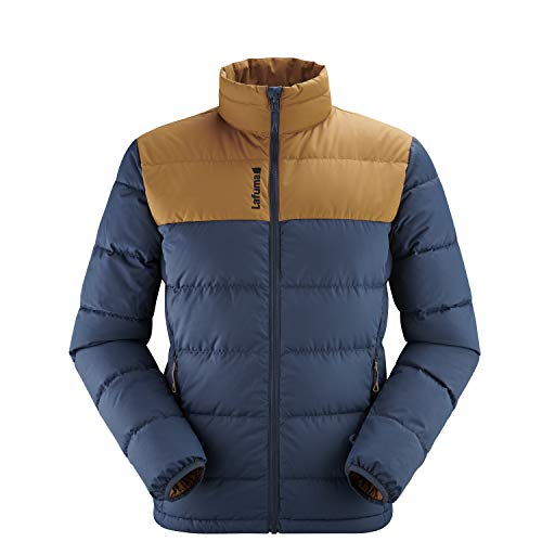 Lafuma Shift Down Jkt M Insulated Jacket, Mens, Cognac/Eclipse Blue, XXL