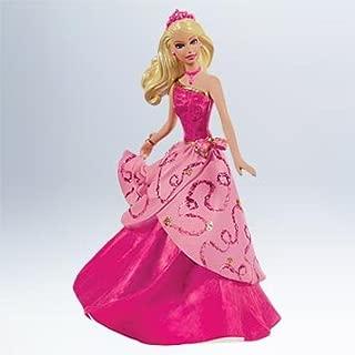 Barbie QXI2489 as Blair in Princess Charm School 2011 Hallmark Keepsake Ornament