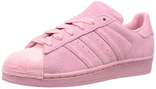 adidas Originals Superstar - Zapatillas para mujer en color rosa, color Rosa, talla 38 EU