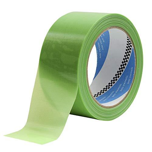 TERAOKA(寺岡) P-カットテープ NO.4190 若葉 50mmX25M 4190LGR50X25 [養生テープ・マスキングテープ]