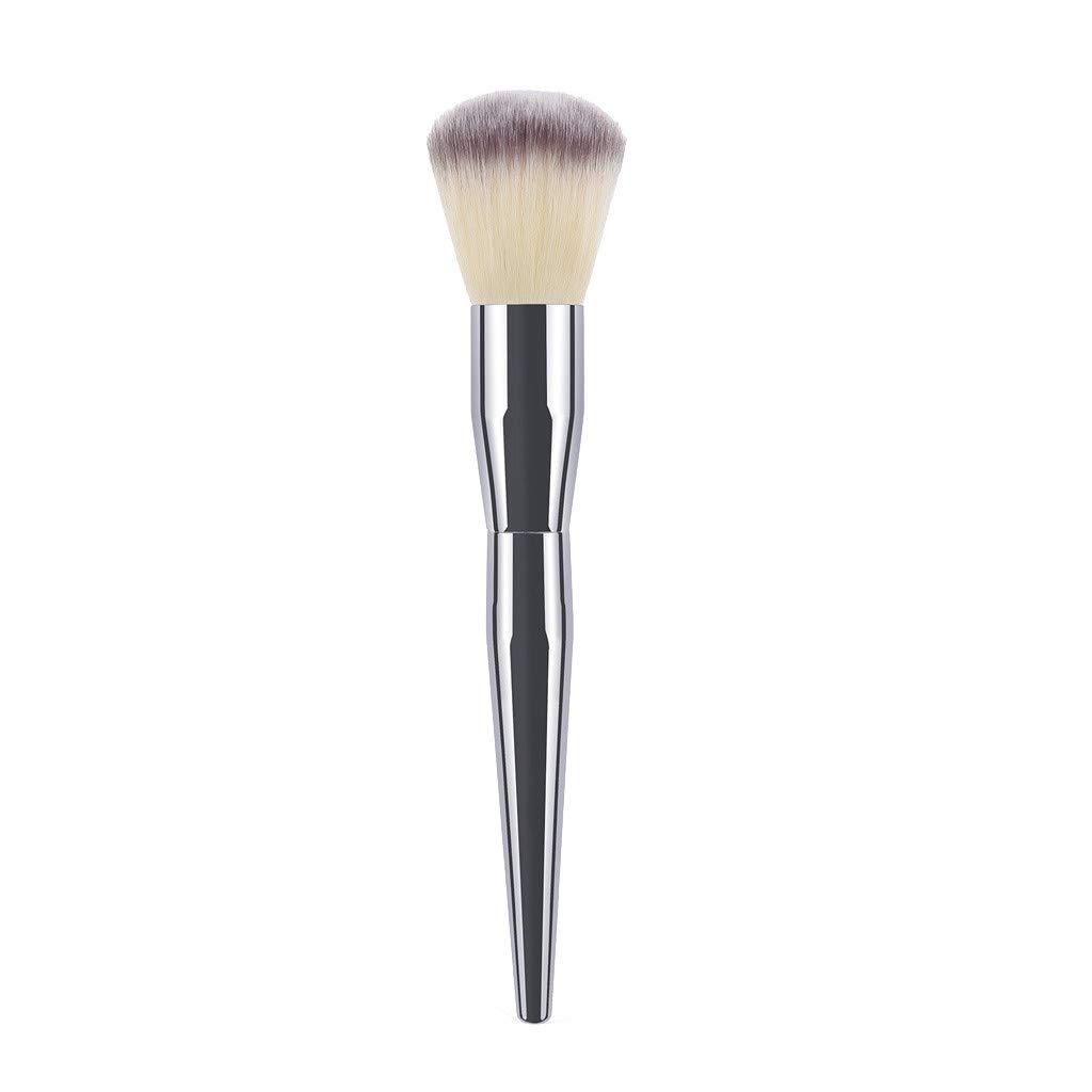Sayhi Quality inspection Make Up Large Soft Brush Blush Flame Max 72% OFF Bru Beauty Big Powder