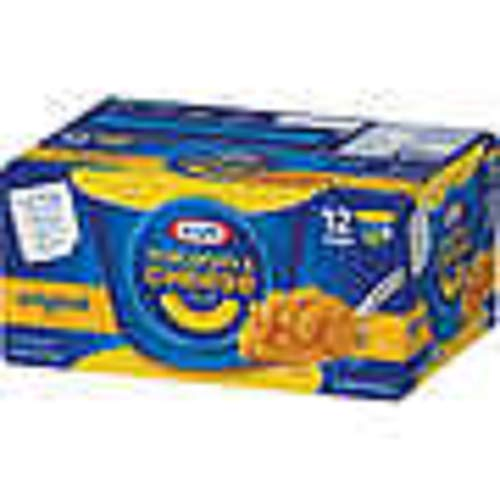 Kraft Easy Mac Original Cheese 205Ounce Microwavable Cups Pack of 12 Original Pack of 12 205Ounce