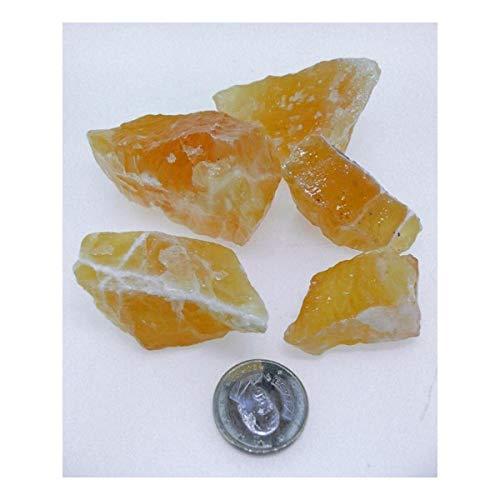 Calcita Naranja en Bruto (Pack 1 KG) Minerales y Cristales, Belleza energética, Meditacion, Amuletos Espirituales