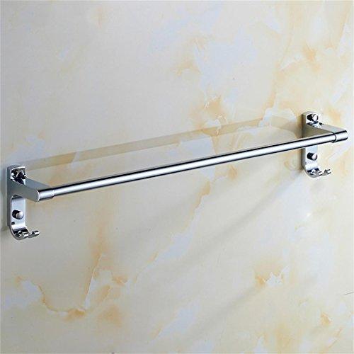 Towel bar Uncle Sam LI- Edelstahl Handtuchhalter Verdickung Badezimmer Einzeln Handtuchhalter, Wandmontage, Badzubehör (größe : 40cm)